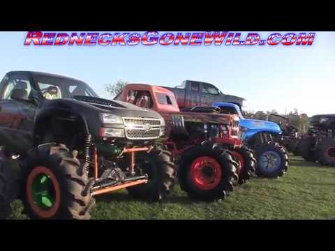 Iron Horse Mud Ranch Thursday March 2018 part 1