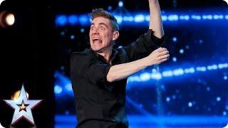 Ant & Dec give Matt Edwards a shot at Semi-Finals! | Auditions Week 5 | Britain's Got Talent 2017