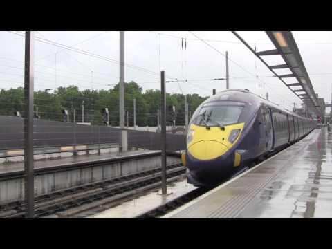 London St. Pancras International Railway Station, England - June 2014