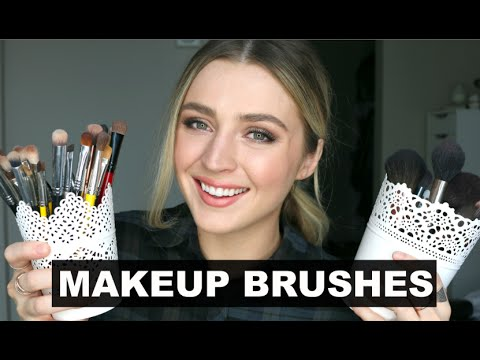 All About My BRUSHES!