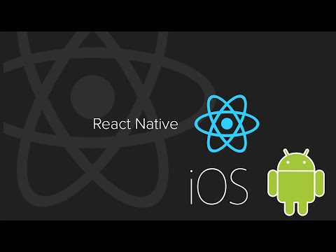 Setup React Native for Android & iOS Development