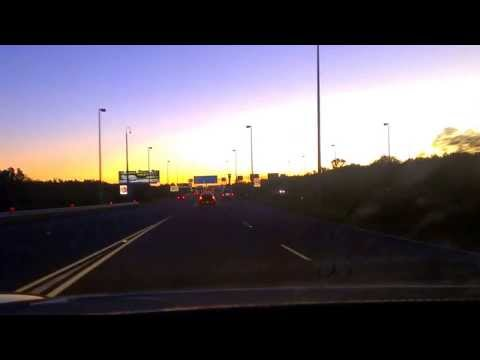 Brisbane domestic Airport - early morning
