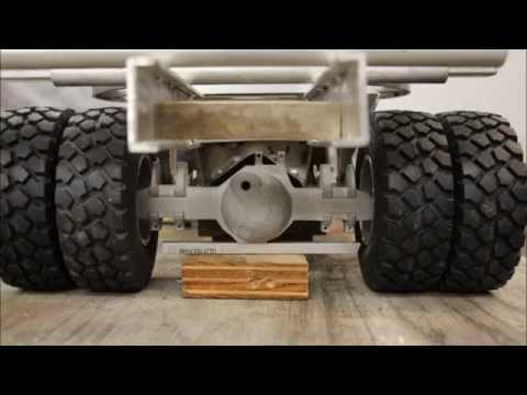All metal RC Kenworth Log Truck build in pictures