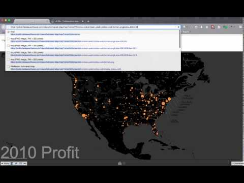 Creating animated Tableau dashboards | Pluralsight