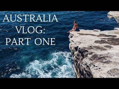 AUSTRALIA VLOG PART 1   Sydney & Port Douglas   CAT MEFFAN