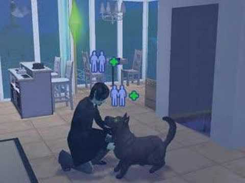 How to become a Werewolf on Sims 2