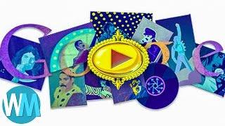 Top 10 Most Creative Google Doodle Designs