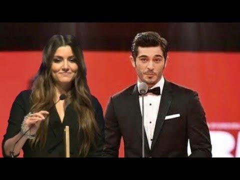 Xxx Mp4 Hayat And Murat Won Best Actors Awards 2018 3gp Sex