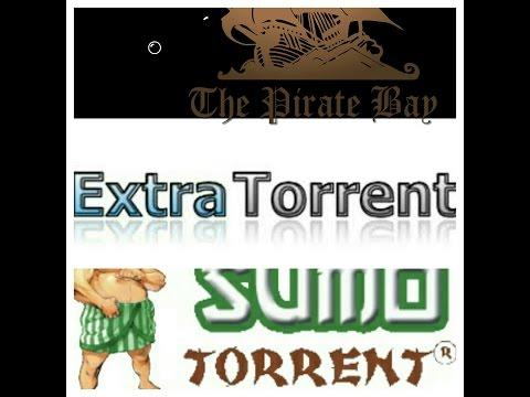Top 10 Torrent Sites Still Working (After Kat Cr and Torrentz.eu) Latest 2016