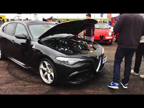 AROC UK Modified Register at The Fast Show 2018 - Santa Pod Raceway