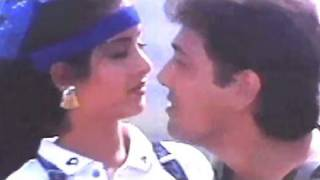 Jaane De Jaane De - Govinda, Divya Bharati, Shola Aur Shabnam Song