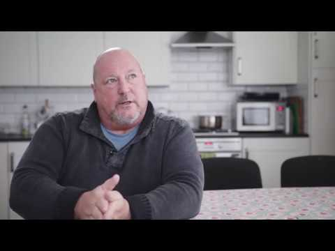 The Health Lottery Good Causes - Mark's Story