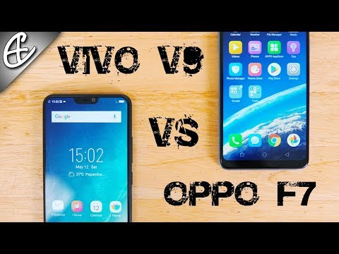 OPPO F7 vs Vivo V9 Full Comparison - Which One is Worth Your Money?