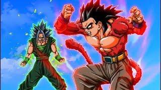 Xicor, Beyond Super Saiyan 4 AFTER Dragon Ball GT