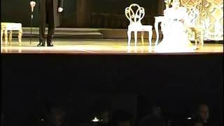 Людмила Терещенко, Сергей Перов 2 акт Сцена Виолетты и Жермона из оп  Дж  Верди