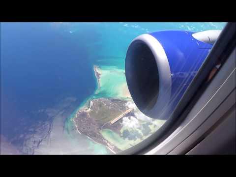 Beautiful Views from Ft. Lauderdale to San Juan - Southwest 937