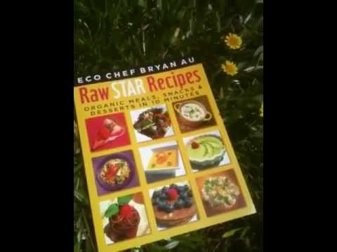Raw Star Recipe Book Video and Raw Food Recipes!