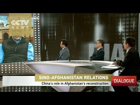 Why is China helping to rebuild Afghanistan