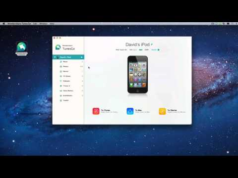 How to Transfer Music from iPod touch to Mac