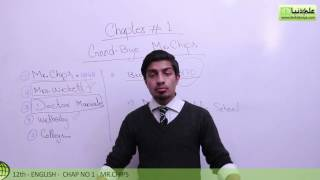 12th Class English Book II, Ch 1 Mr.Chips - Fsc English part 2 Mr Chips