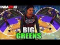 33 Points All 3 Pointers! BIG GREENS IN PRO AM! NBA 2K18 Pro Am Gameplay
