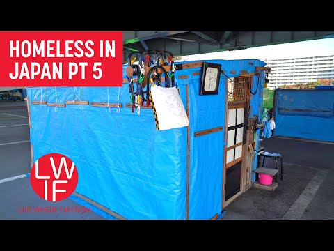 The Current State of Homelessness in Japan (Part 5)
