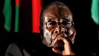 Robert Mugabe: His fall from grace