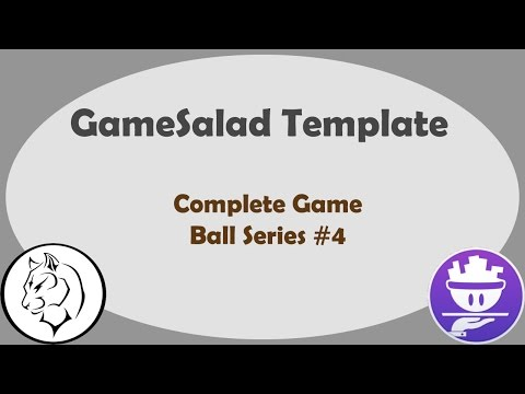 Go Jump GameSalad Template