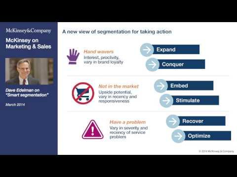 McKinsey Minute: A new take on segmentation