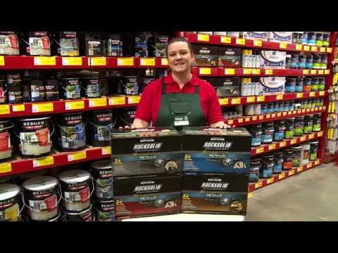 Rustoleum Floor Coating Kit - What's New in Our Aisles