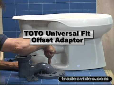 Toilet Offset Flanges