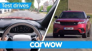 Range Rover Velar 2018 SUV POV | Test Drives