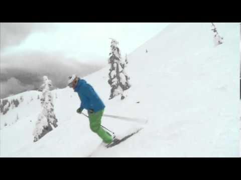 Tips Up with Josh Foster - Skiing The Steeps