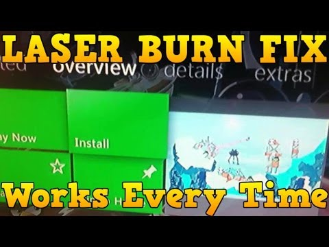 How To Fix A Laser Burnt Disk 100% Works Every Time