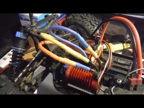 How to reverse the rotation of a brushless electric motor