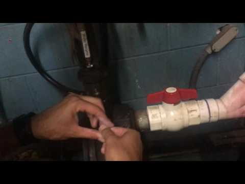 How To Fix A Small Hole On A Pipe