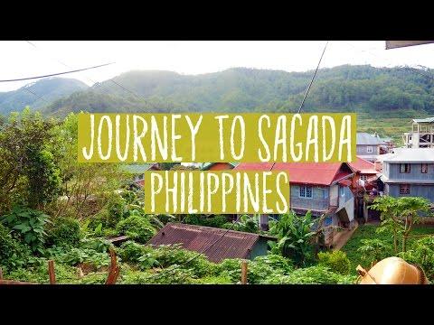 Sagada, Philippines The Longest Bus Ride Ever!