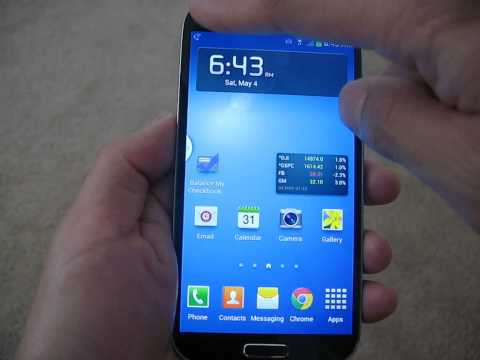 Samsung Galaxy S4 T-Mobile Wi-Fi Calling