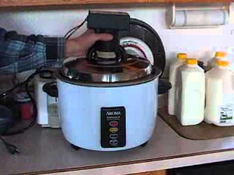 Master Cheese Maker Setup