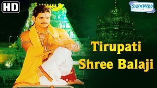 Best Hindi Dubbed Movie - Tirupati Shree Balaji (HD) - Nagarjuna | Ramya Krishnan | Mohan Babu