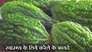 Bitter Melon Benefits In Hindi By Sonia Goyal - करेले के लाभ @ jaipurthepinkcity.com