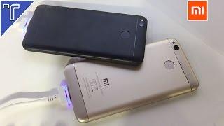 Xiaomi Redmi 4 Hands On, Camera & Features! (Matte Black Vs Gold Colour)