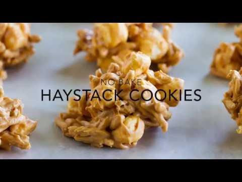 No Bake Haystacks Recipe