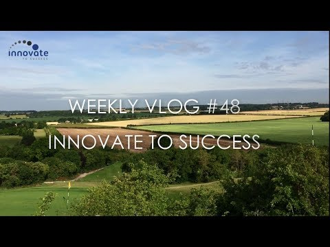 Innovate to Success - Weekly Vlog #48 - THE LAST ONE!