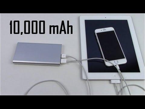 POWERADD™ Aluminium Portable Charger (10,000mAh) - Review