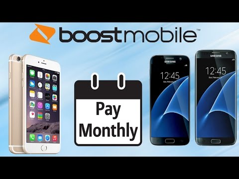Easy Pay is Here! Monthly Payments for new phones, Prices Boost Mobile (HD)