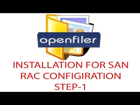 SAN IMPLEMENTATION FOR ORACLE RAC|STEP 1