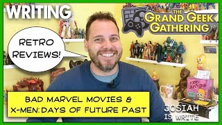 Download Retro Reviews for the Grand Geek Gathering Update Bad Marvel Movies & X-Men: Days of Future Past Video