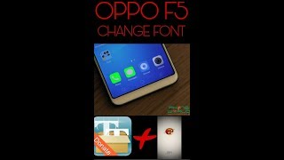 HOW TO CHANGE FONTS IN OPPO A71/F1/F3/F5/F7/A37/A57/A83/REALME 1