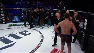 Conor McGregor incident at Bellator 187 | FULL FOOTAGE !